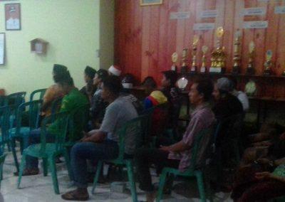 Ansor Desa Wonopringgo Bangkit Kembali