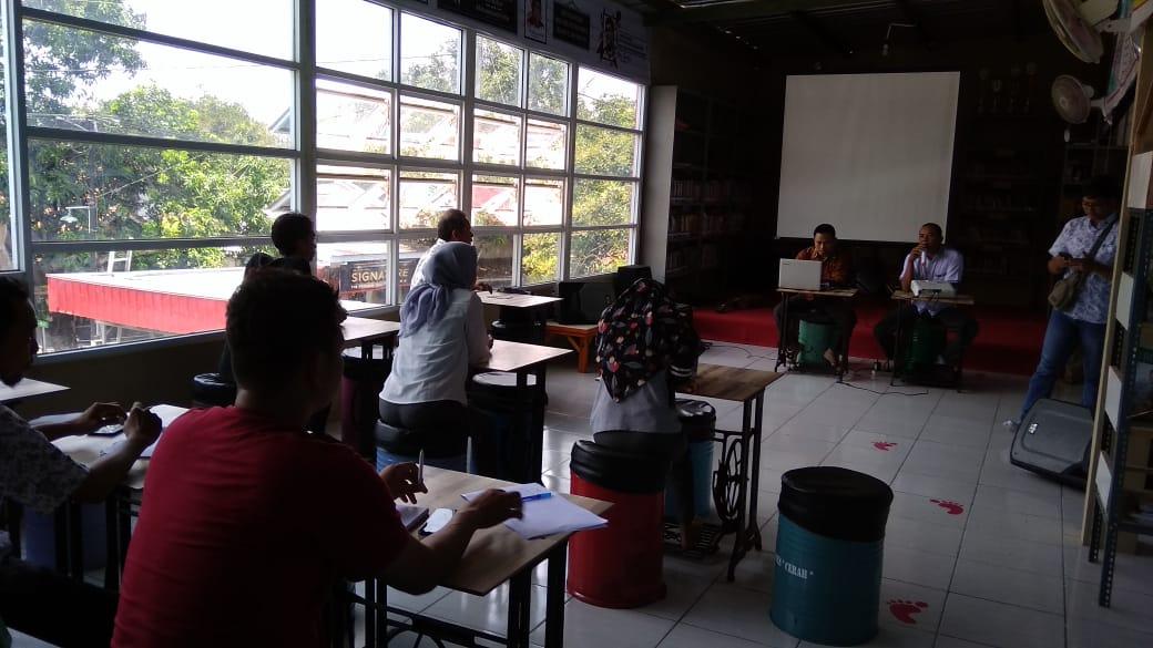 Pemuda Desa Wonopringgo Siap Lawan Hoaks