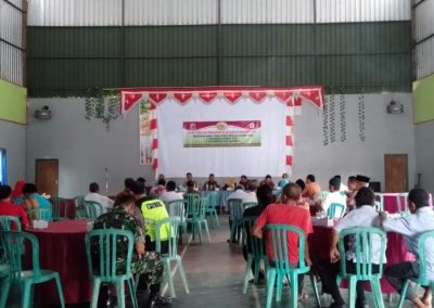 Pilkades Desa Wonopringgo Diikuti Dua Calon